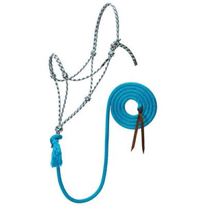 Rope Halter- With Lead Premium