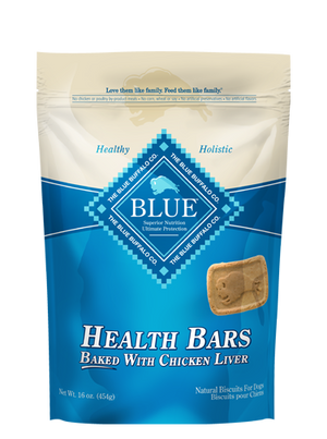 BLUE BUFFALO TREAT BARS CHICKEN LIVER