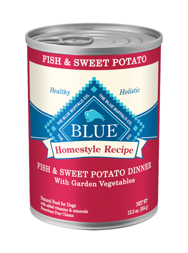 Blue Can Homestyle Fish & Sweet Potato Dinner 12.5oz