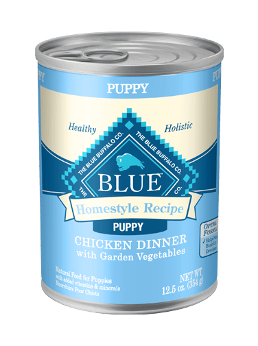 BLUE BUFFALO DOG CAN PUPPY 12.5OZ