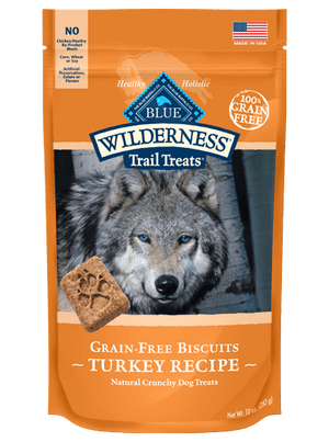 Blue Wilderness Turkey Biscuits 10oz