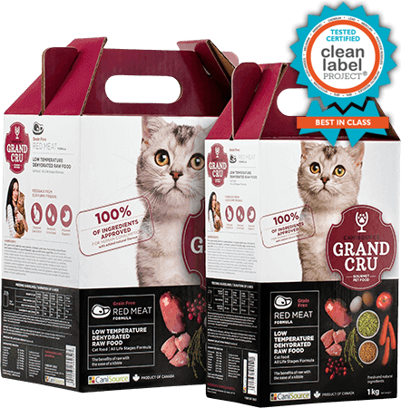 Canisource Grand Cru Cat Red Meat 1kg