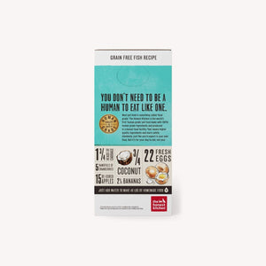 HONEST KITCHEN GRAIN FREE WHITEFISH 10LB BOX