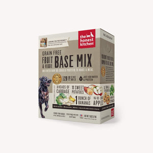 BASE MIX GRAIN FREE 3LBS HONEST KITCHEN