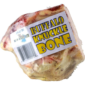 K9 Choice Buffalo Knuckle Bones