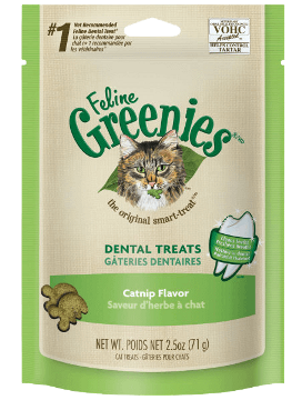 Greenies Feline Dental 156G