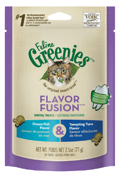 Greenies Feline Dental 2.5OZ