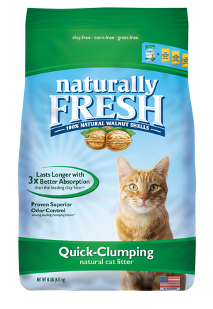 Naturally Fresh Cat Litter 14lbs Clumping