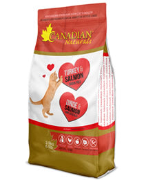 CANADIAN NATURAL CAT TURKEY AND SALMON GRAIN FREE 3LB