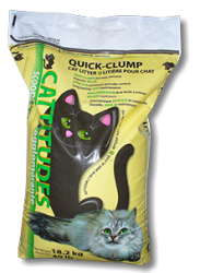 CAT LITTER -CATTITUDES CLUMPING