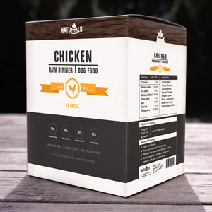 Naturawls Chicken & Veggie 8 x 454g