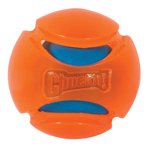 CHUCKIT Hydra Sqeeze Ball Medium