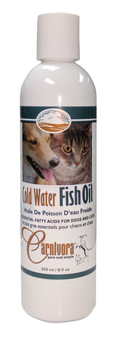 Carnivora Cold Water Fish Oil 250ml