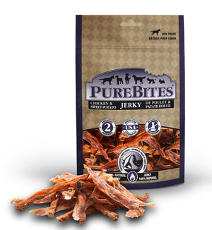 Pure Bites - Chicken Sweet Potato 375g