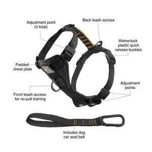 Kurgo Smart Harness - Large 50-80lb
