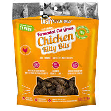 CAT TREATS KITTY BITS 60G