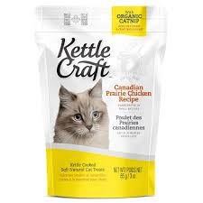 KETTLE CRAFT CAT TREATS 85G