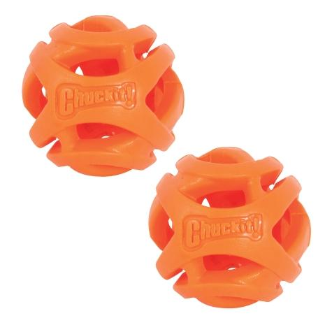 CHUCKIT Breath Right Ball Small 2 PK