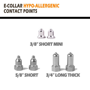 E-Collar Hypo Contact Points