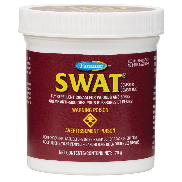 SWAT FLY REPELLENT OINTMENT 170GM PINK