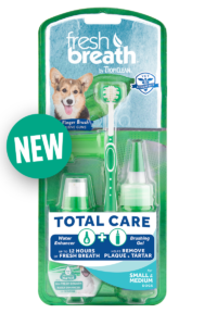 Tropiclean Oral Care Kit Small Dog