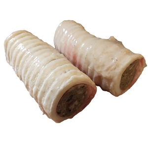 Beef Tracheas Stuffed 2 pcs Big Country Raw