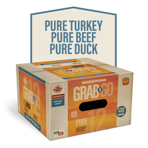Grab N Go PURE DEAL 12LB  BIG COUNTRY RAW