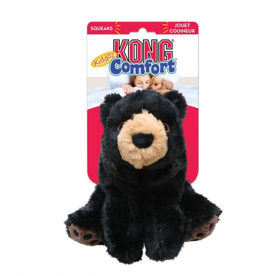 KONG COMFORT BEAR KIDDOS LARGE