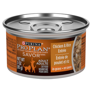 PRO PLAN CAN CAT AD CHICKEN/RICE 85g