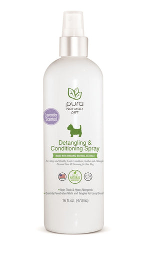 PURA CONDITIONER SPRAY 16OZ