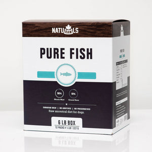 PURE SALMON TROUT  12X227G NAT