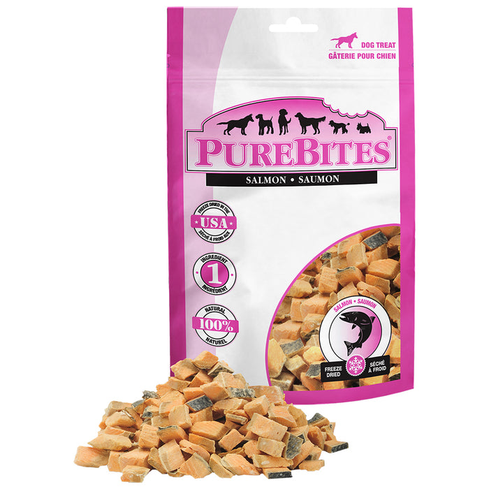 Pure Bites-Freeze Dried Salmon 70g