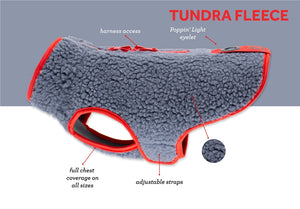 Tundra Fleece Jacket Sizes 12-14