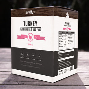 Naturawls Turkey & Veggie 8 x 454g