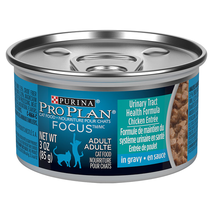 PRO PLAN CAN CAT AD URINARY TRACT 85g CHICKEN IN GRAVY