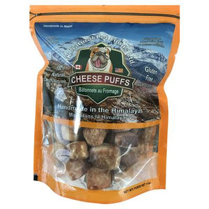 Himalayan Cheese Puffs 5oz