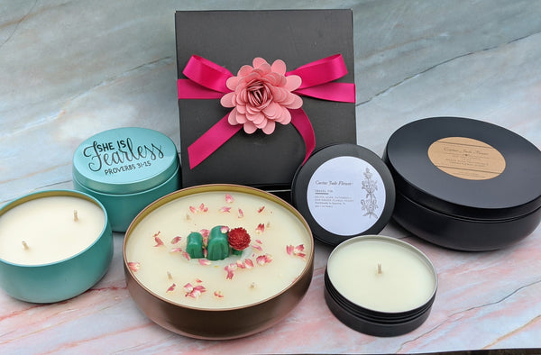 Luxury Container Candles