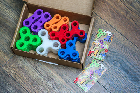 Stick-lets small eductation pack (90pc)