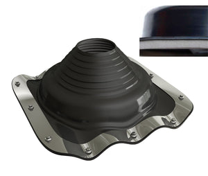 Dektite Ezi-Seal Rubber Roof Flashing 0-35mm Black EPDM (DFE100BEZ)