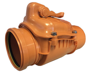 DekDrain Non-Return Valve 110mm