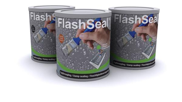 Flash seal 1.13kg Black