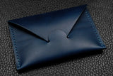 Customizable Italian Leather Card Wallet
