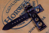 Horween Shell Cordovan Colour 8 Unlined Rally Leather Watch Strap
