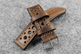 Horween Chromexcel Natural Racing Leather Watch Strap