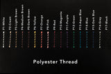 THOS Polyester Thread Swatch