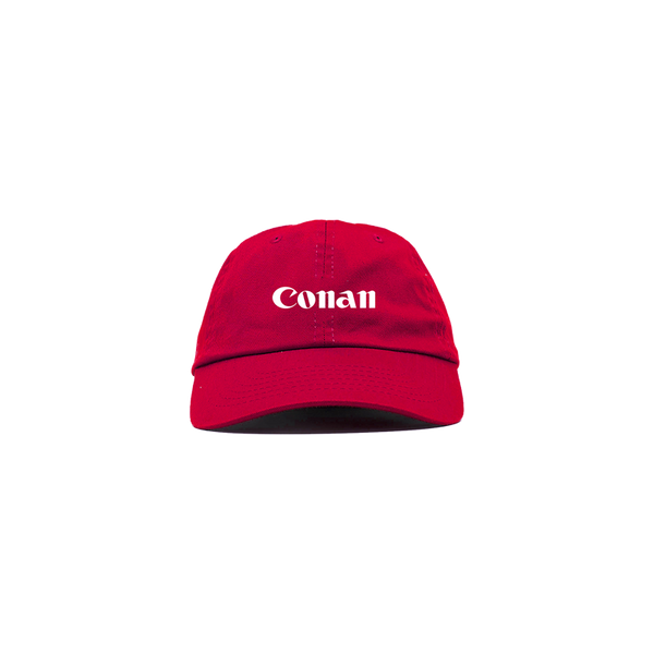 CONAN RED DAD HAT