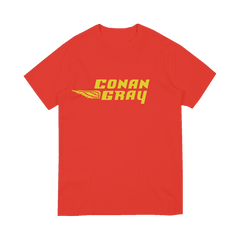 LOGO SUNSET EU 2019 RED T-SHIRT