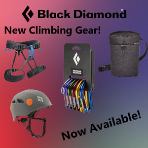 New Black Diamond Arrivals