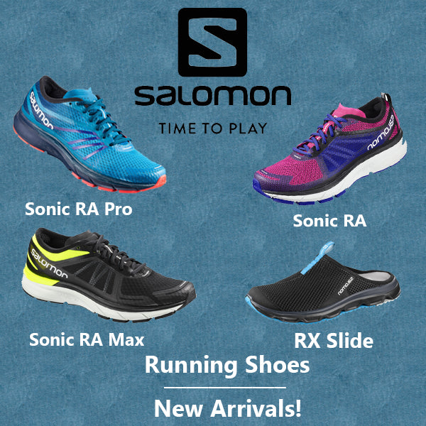 New Arrivals From Salomon!