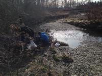 ScoutTech at Rattray Marsh Cleanup